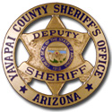 Yavapai County Sheriff's Office Badge
